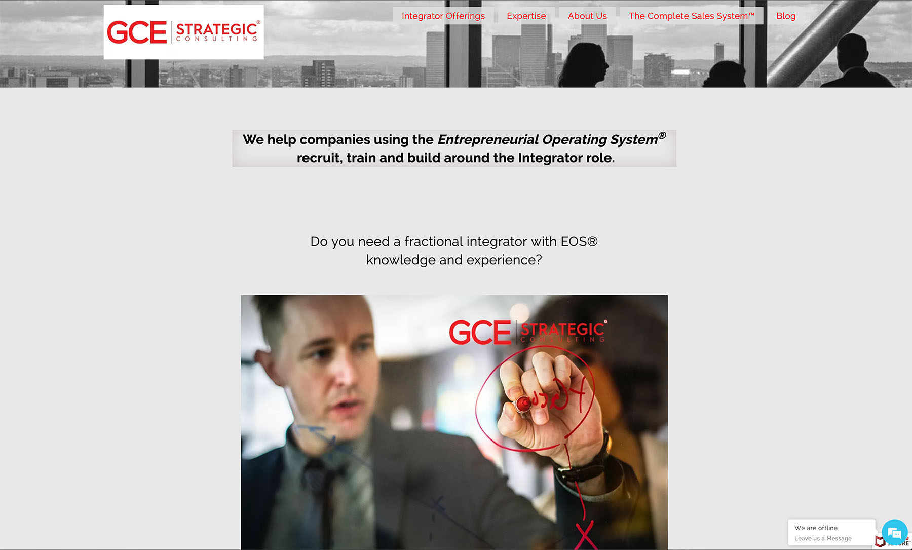 GCE Strategic Consulting